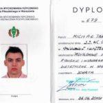 Dyplom trenera personalnego Łódź Widzew